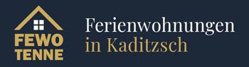 Ferienwohnung Tenne – Kaditzsch Logo